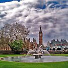 london's big ben by studenna