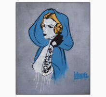 Princess Leia Graffiti T-Shirt