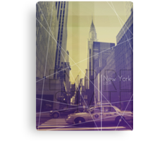 New York (Empire State) Canvas Print