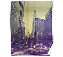 New York (Empire State) Poster