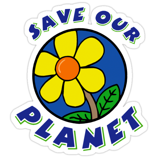 """Earth Day """"Save Our Planet"""" by HolidayT-Shirts"""