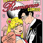 Teen Soldier Romance Comics by DiHA