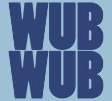 Wub Wub - Blue by SwordStruck