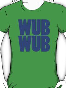 Wub Wub - Blue T-Shirt