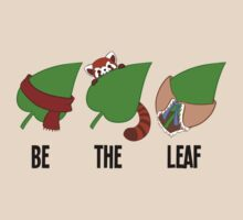 Be The Leaf [Legend of Korra] by Weenmachine