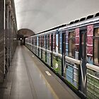 subway station by mrivserg