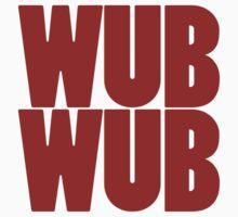 Wub Wub - Red Kids Clothes