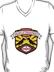Project Daspletosaurus Tee - Light Color T-Shirt