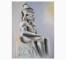 Egyptian Study by Elizabeth Lock