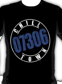 'Chilltown 07306' (w) T-Shirt
