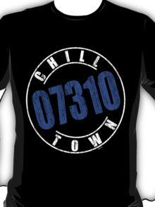 'Chilltown 07310' (w) T-Shirt