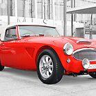 Austin Healey 300 MkII by tonyshaw