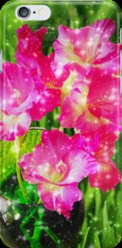 Gladiola by AstroNance