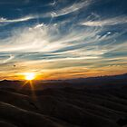 The Setting Sun by srhayward