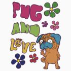 Pug & Love by MalvadoPhD