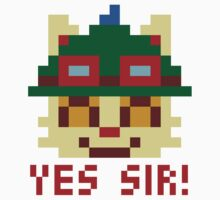 YES SIR! (TEEMO) by toshiba