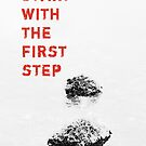The First Step by vivendulies