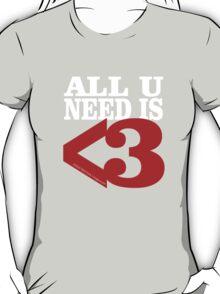 Metamodern Love - All U Need is Love T-Shirt