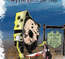 Squarepants the 13th by Andrew Dawe-Collins