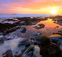 Saltwater Beach NSW  by Matthew Jones