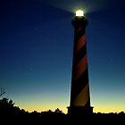 Hatteras Sunset by Robin Lee