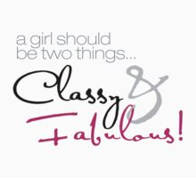 Classy and Fabulous! by Melanie St Clair