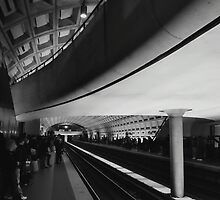 Smithsonian Subway by Robin Lee
