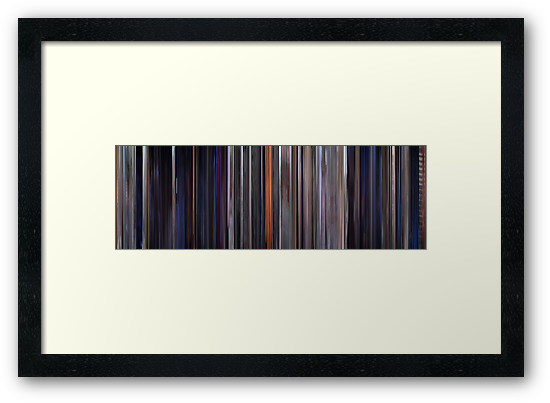 Moviebarcode: The Outsiders (1983) by moviebarcode