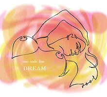 one line dream by jatujeep