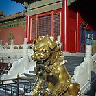 China - Beijing - Forbidden City by Derek  Rogers