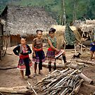 Hmong Village by nigelphoto