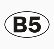 B5 - Oval Identity Sign by Ovals