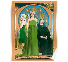 The Summer Court of the Sidhe Poster