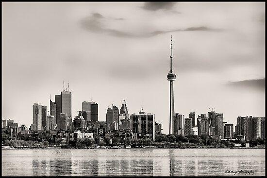 Downtown Toronto by KatMagic Photography