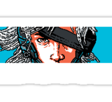 Ninja Raiden Sticker