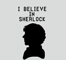 I Believe in Sherlock by deanlosechester