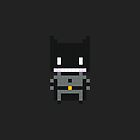 Pixel Art Bat Hero by jaredfin