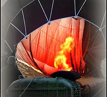 Hot Air by Beverley Barrett