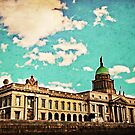 The Custom House, Dublin by Denise Abé