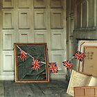 Patriotic attiC by ROUGE BLANC  BLEU