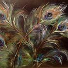 Peacock Arrray by viveca