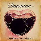 Downton - Holes in My Heart by OneDayOneImage Photography