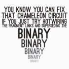 Binary by LeaGerard