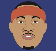 NBAToon of Carmelo Anthony, player of New York Knicks by D4RK0