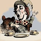 Mad Hatter Color by Archpress