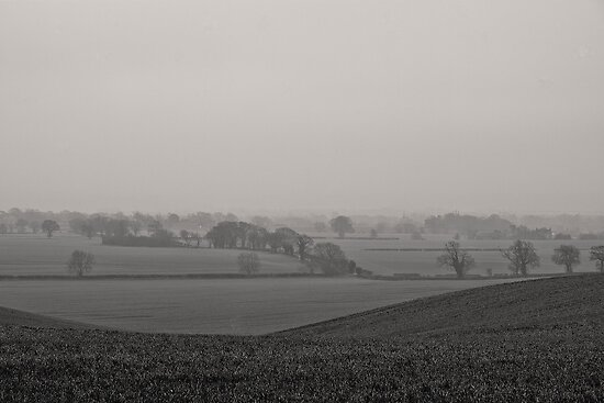 Misty Start by Billy Hodgkins