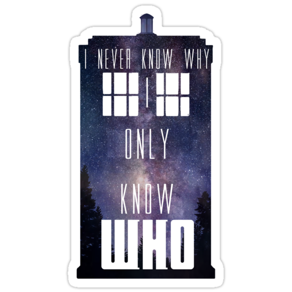 I only know who by Page 394
