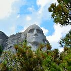 Mount Rushmore  by Christopher Hanke