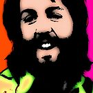 Paul McCartney-Let It Be (Pop-Art) by OTIS PORRITT