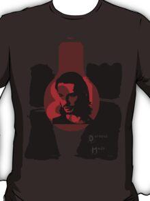 Depeche Mode. 'In your room'. Dark depression art. T-Shirt